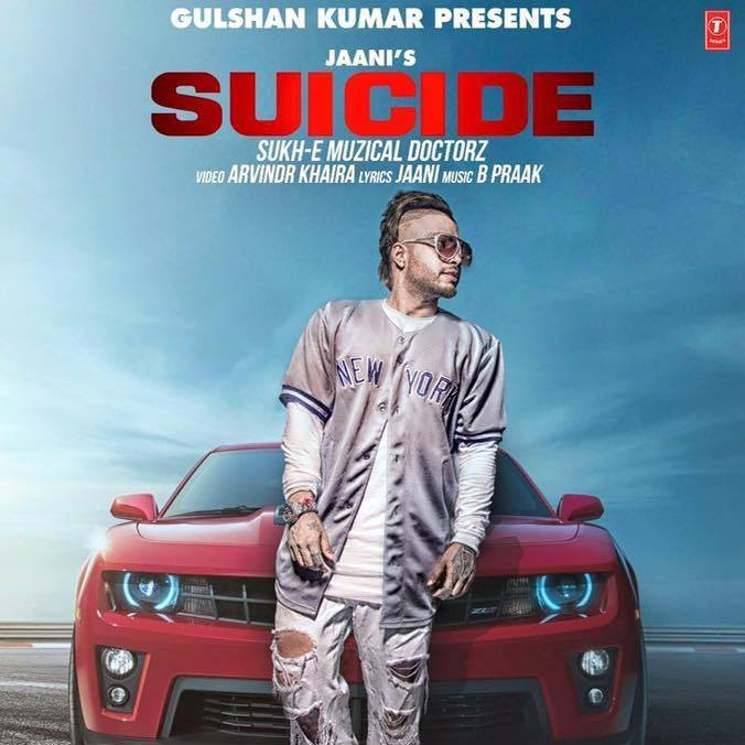 Shada Full Video Parmish Verma Desi Crew Latest Punjabi Song 2018: Sukhe SUICIDE Full Video Song