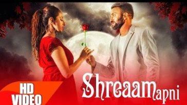 shreaam-apni-song-image