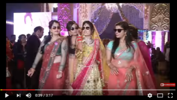 -2 Most Amazing and Coolest Bride Wedding Entry Ever - YouTube